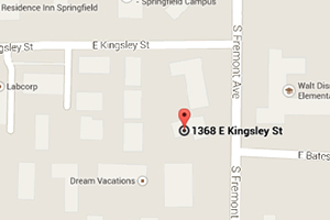 Kingsley location